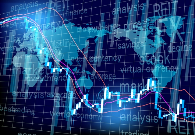 世界の株価と為替チャート