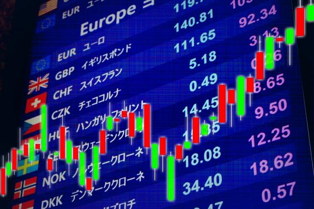 世界経済と株価や為替