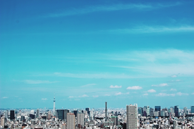 大都会(東京)