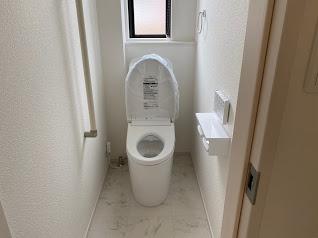 マイホームトイレ